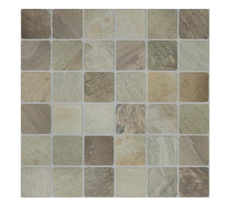 Fassade frontal textur  Piso 60x60 Eliane Maxigres Stone Mix Re | Pisos e revestimentos ...