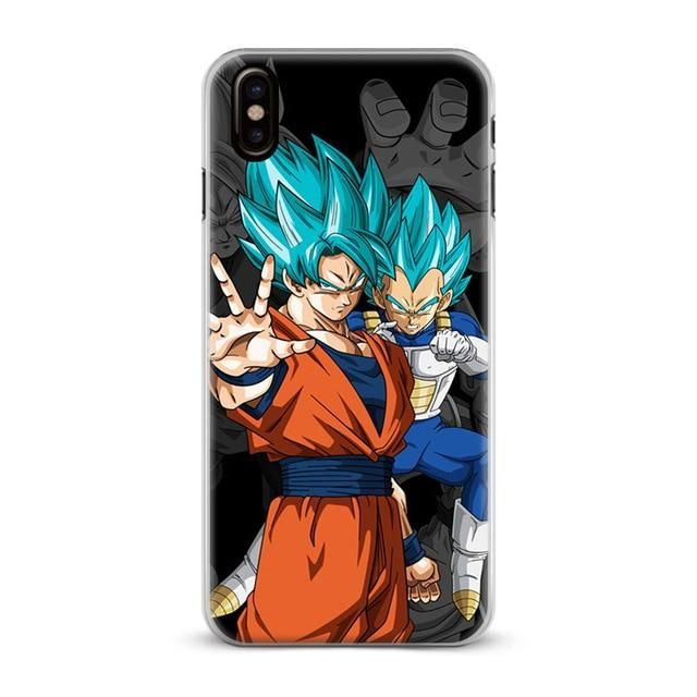 coque iphone 7 dragon ball super