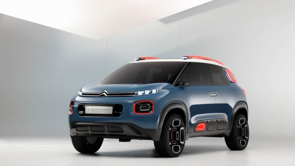 Citroen C5 Aircross Shanghai Autoshow 2017 Download Free Car