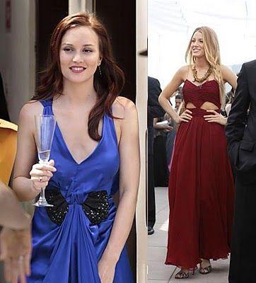 those dresses.