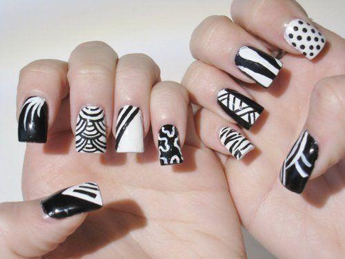 cool gel nail ideas great nail art design pinterest best