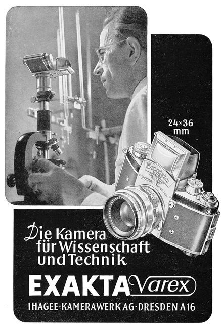 From the magazine Die Fotografie, 1952