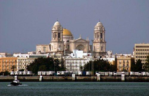 Catedral de Cádiz (por Juanlu González)