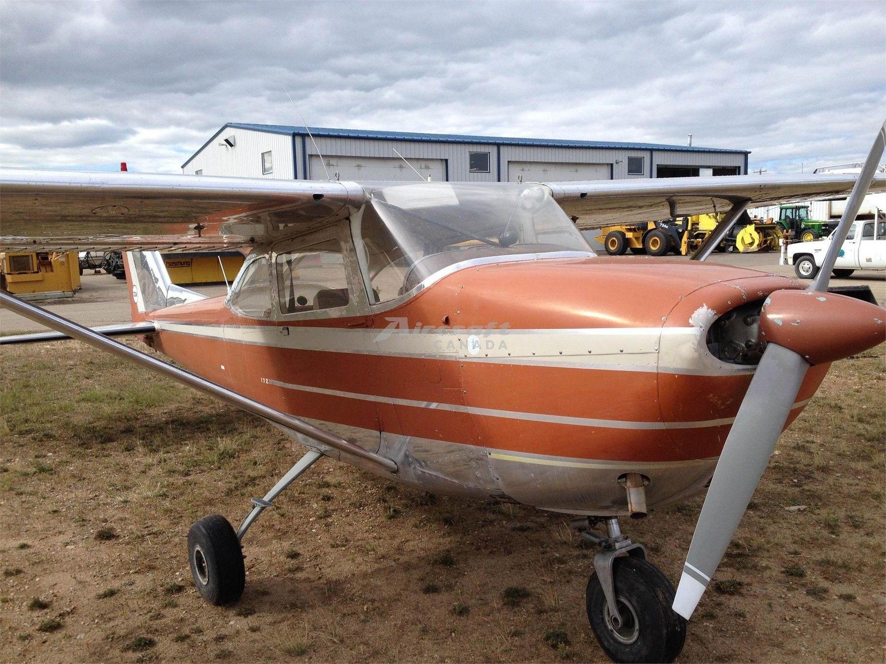 1964 Cessna 172 Skyhawk for sale in Calgary, AB Canada