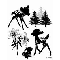 silhouette disney - Recherche Google