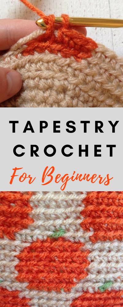 Learn Tapestry Crochet as a Beginner—free crochet tutorial
