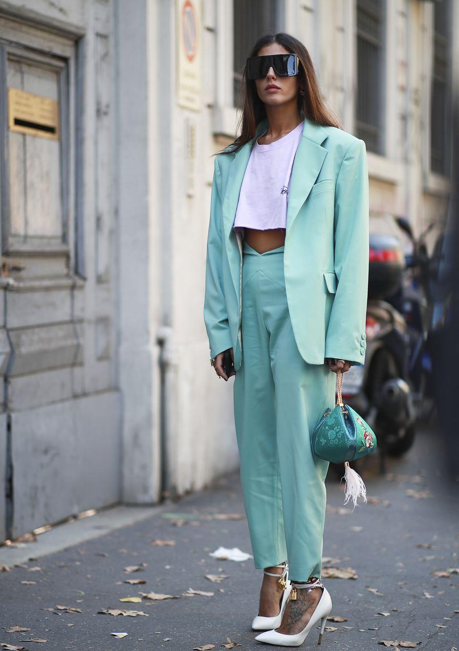 80er Mode Frauen
