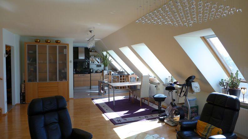 Top Dach Maisonette mit Terrasse in Wien zu verkaufen 3 Zimmer