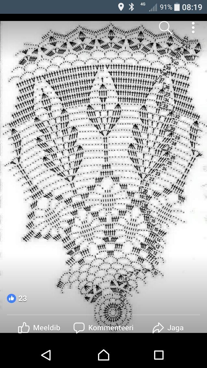 Pin de alejandra amador en Crochet | Pinterest | Patrones para tejer ...
