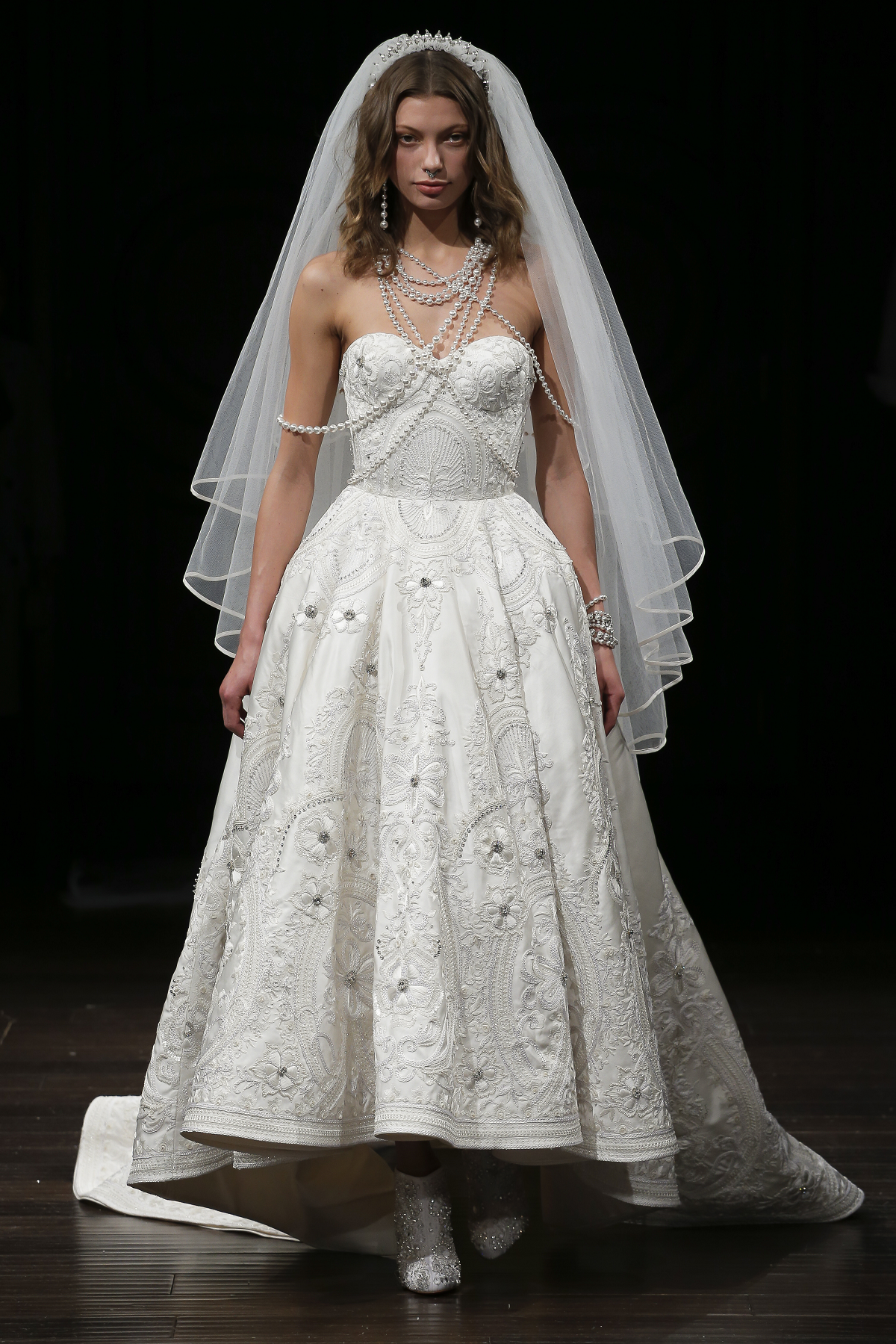 Naeem Khan | Wedding Dresses I Love (831) | Pinterest