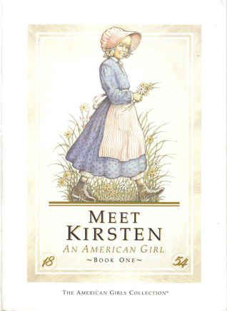 American Girl Books Kirsten Was My Favorite Books For A Little