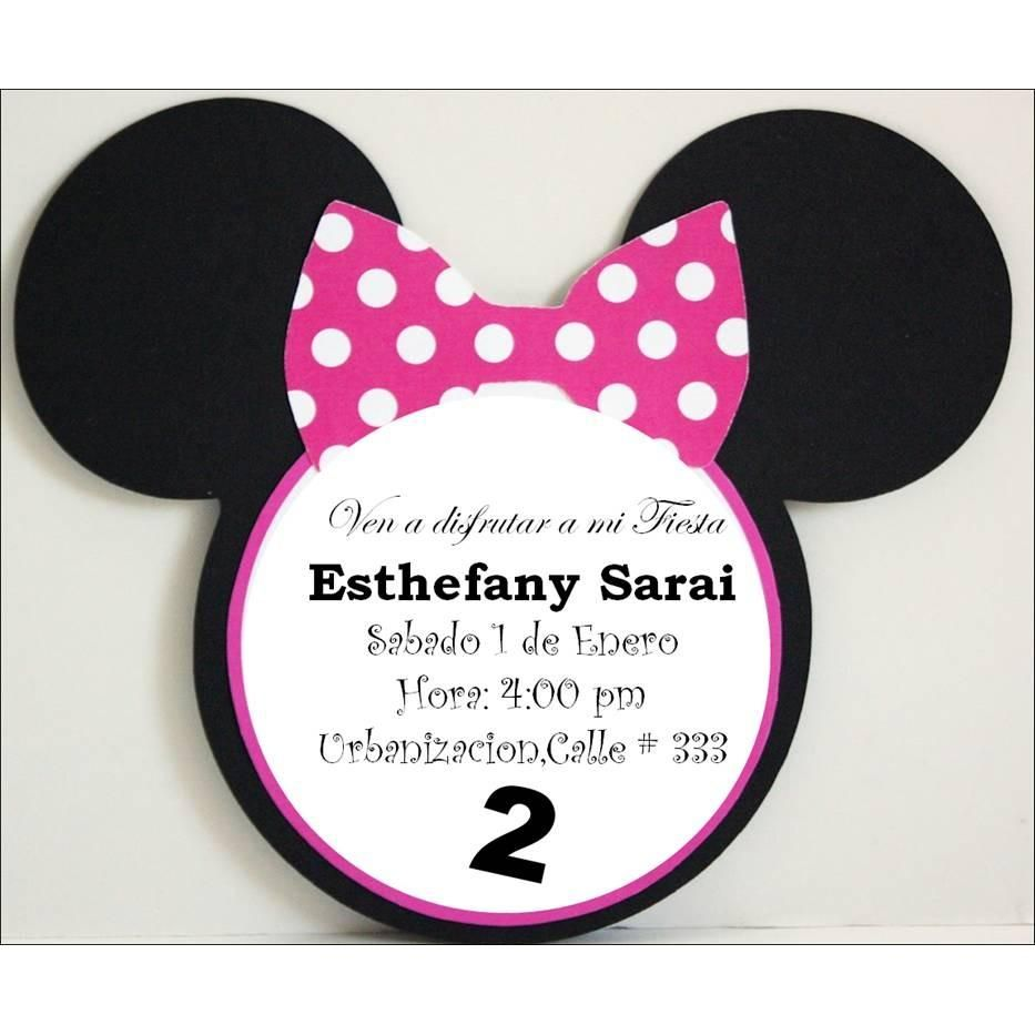 tarjetas de invitacion minnie mouse fiestas infantiles iZ51XvZxXpZ5XfZ43933258 408898183 5