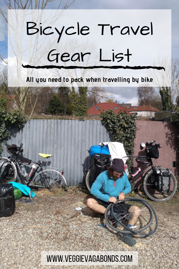 The Ultimate Bike Touring Packing List Gear Guide Touring