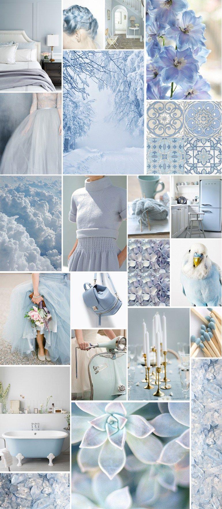 Matrimonio In Azzurro Polvere : Previsione colore pantone azzurro polvere colori