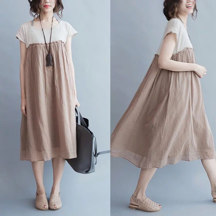 Rice dress women clothes