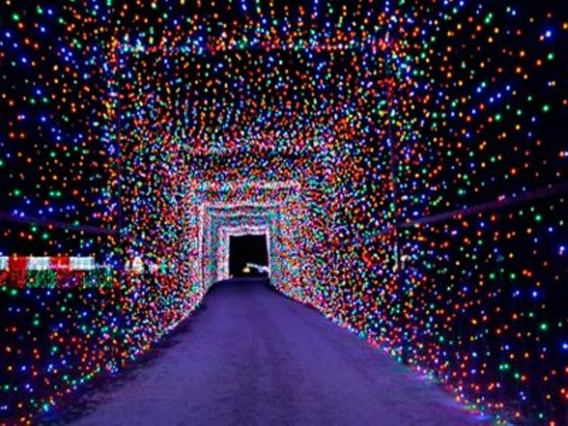 Christmas Light Fest The Don Strange Ranch will have more