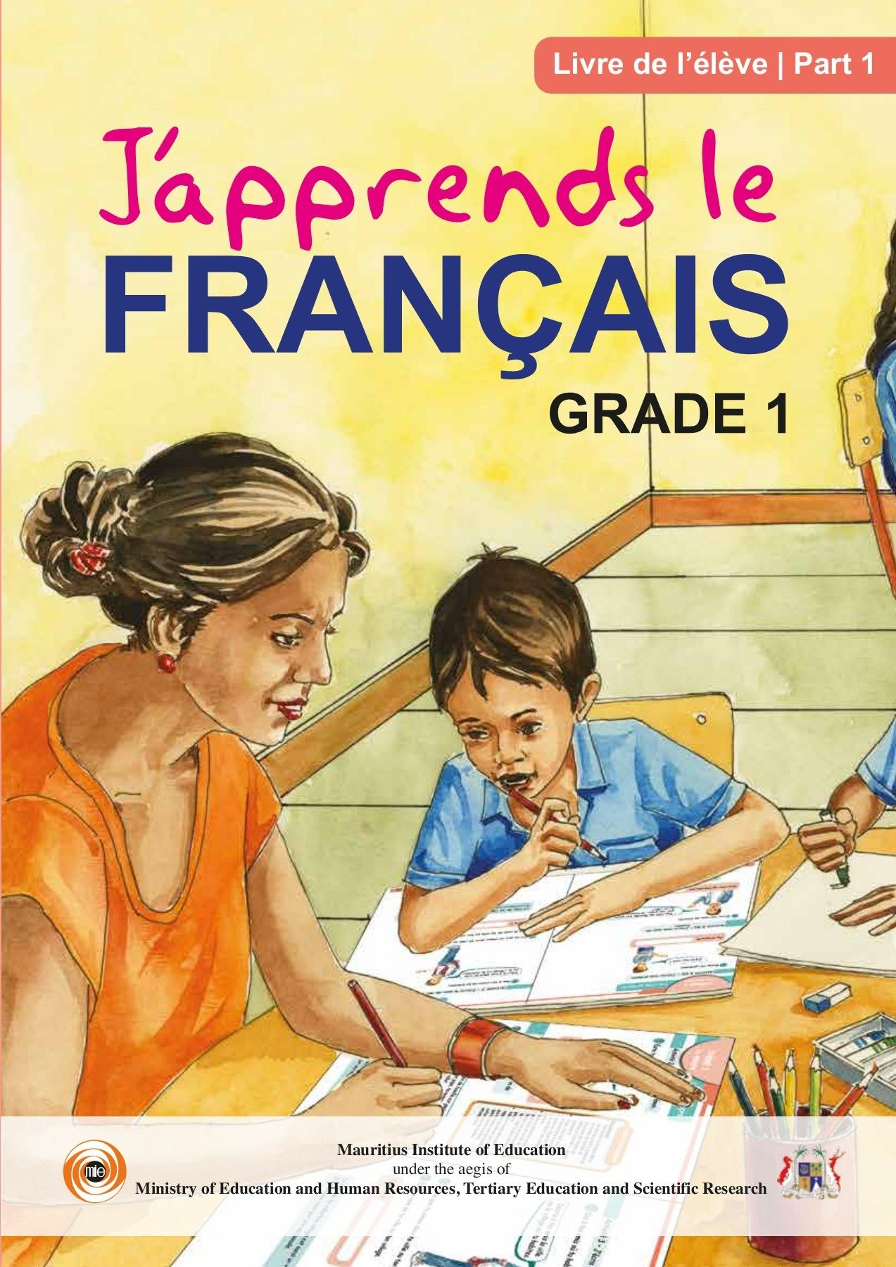 French Grade 1 Part 1