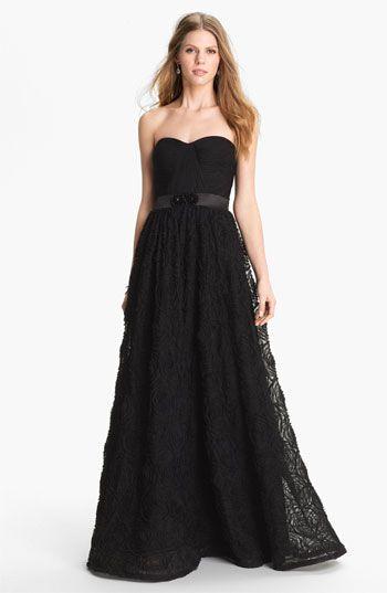Nordstrom black and white cocktail dresses