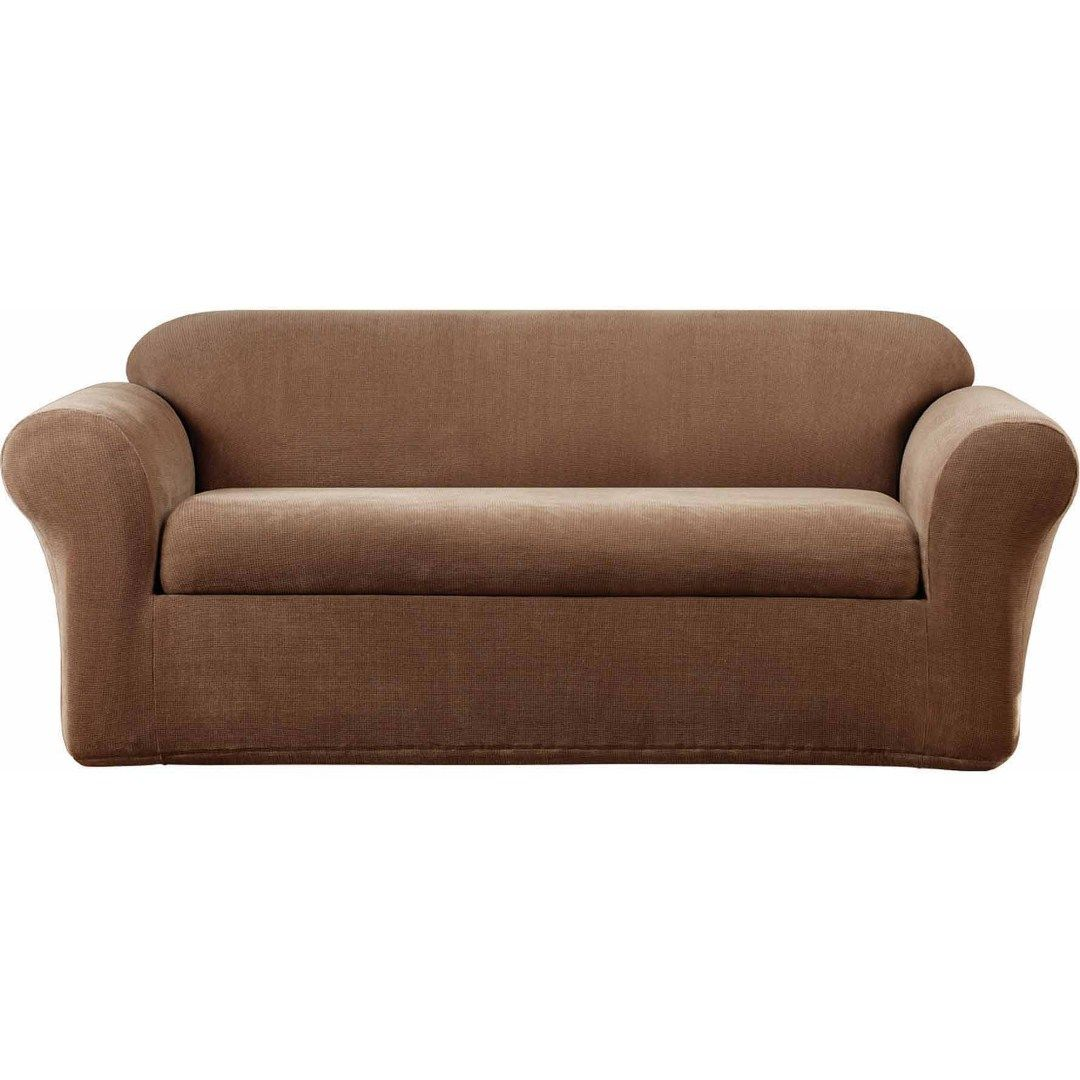Recliner Slipcovers Couch Covers Target Stretch Sofa 3 Piece T Cushion Slipcover For Slip