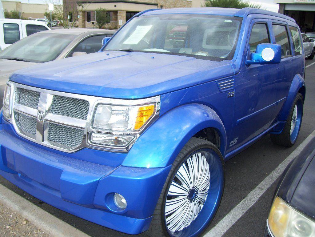 **Arizona Rides ** 2009 Dodge Nitro Sound Truck** New