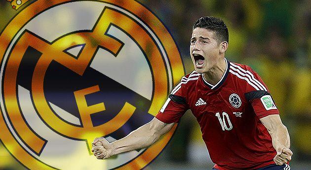 James Rodríguez sería presentado mañana en Madrid, Deportes - Semana.com