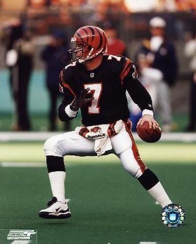 NFL Jersey's Men's Pro Line Cincinnati Bengals Boomer Esiason Retired Player Jersey