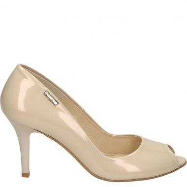 Czolenka Buty Damskie Venezia Heels Kitten Heels Shoes