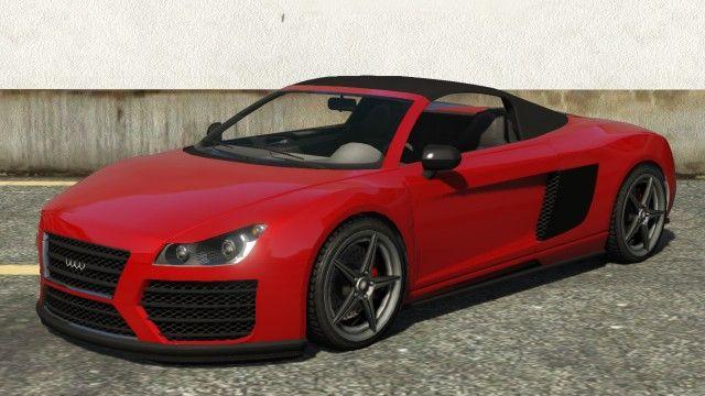 Audi R8 Gta Online