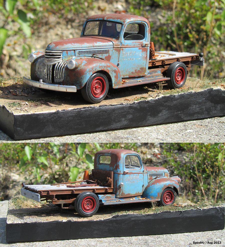Car & Truck Scale Models