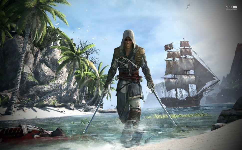 Assassin 039 S Creed Iv Black Flag Hd Wallpaper Best Assassin S Creed Assassins Creed Assassin S Creed Wallpaper