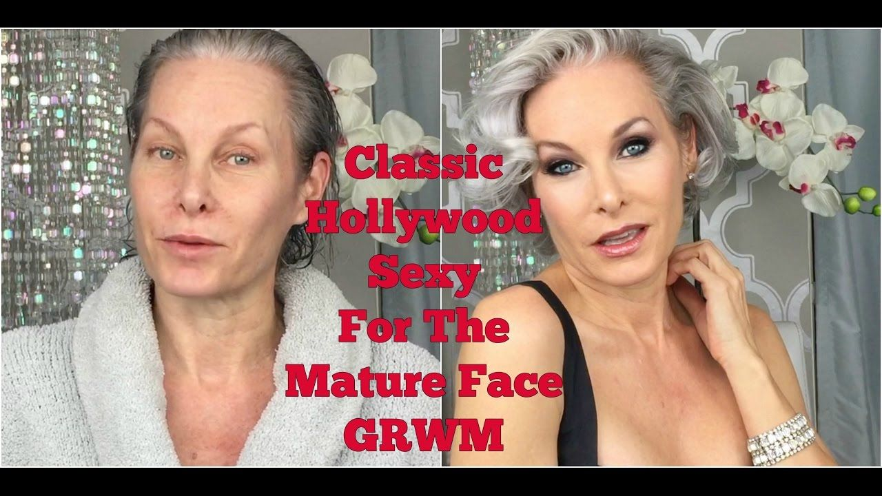 Sexy mature faces