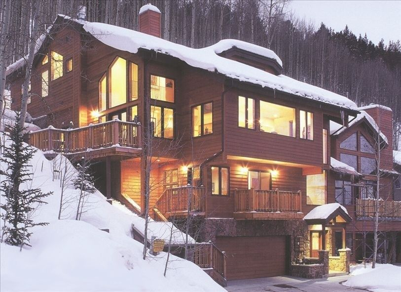 House vacation rental in Vail from VRBO.com! #vacation #rental #travel #vrbo
