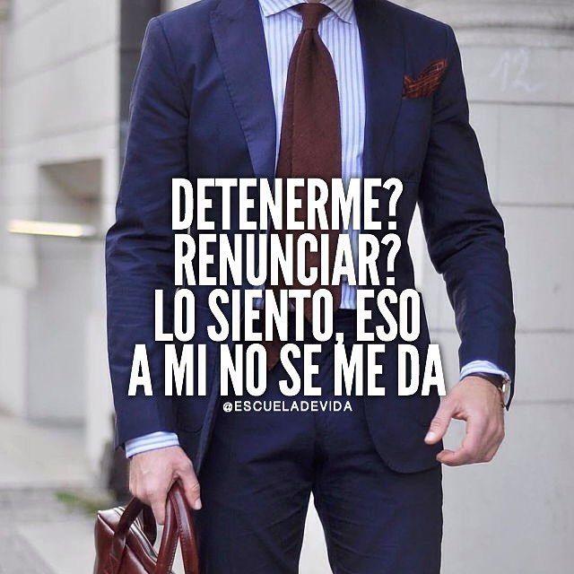 Y a ti se te da? #escueladevida #rendirsejamas #2016