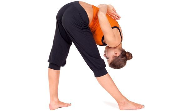 Fast belly fat burning yoga picture 2