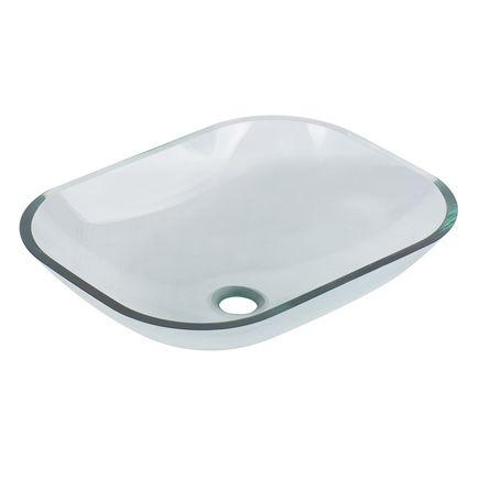 LAVAMANOS Transparente de Leroy Merlin 48.5 por 37 90€ | Estudi ...