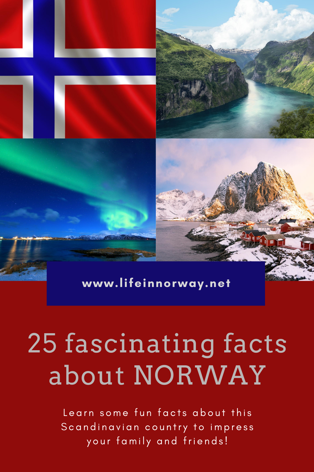 25 Fascinating Facts About Norway In 2020 Norway Facts Norway Norway Travel