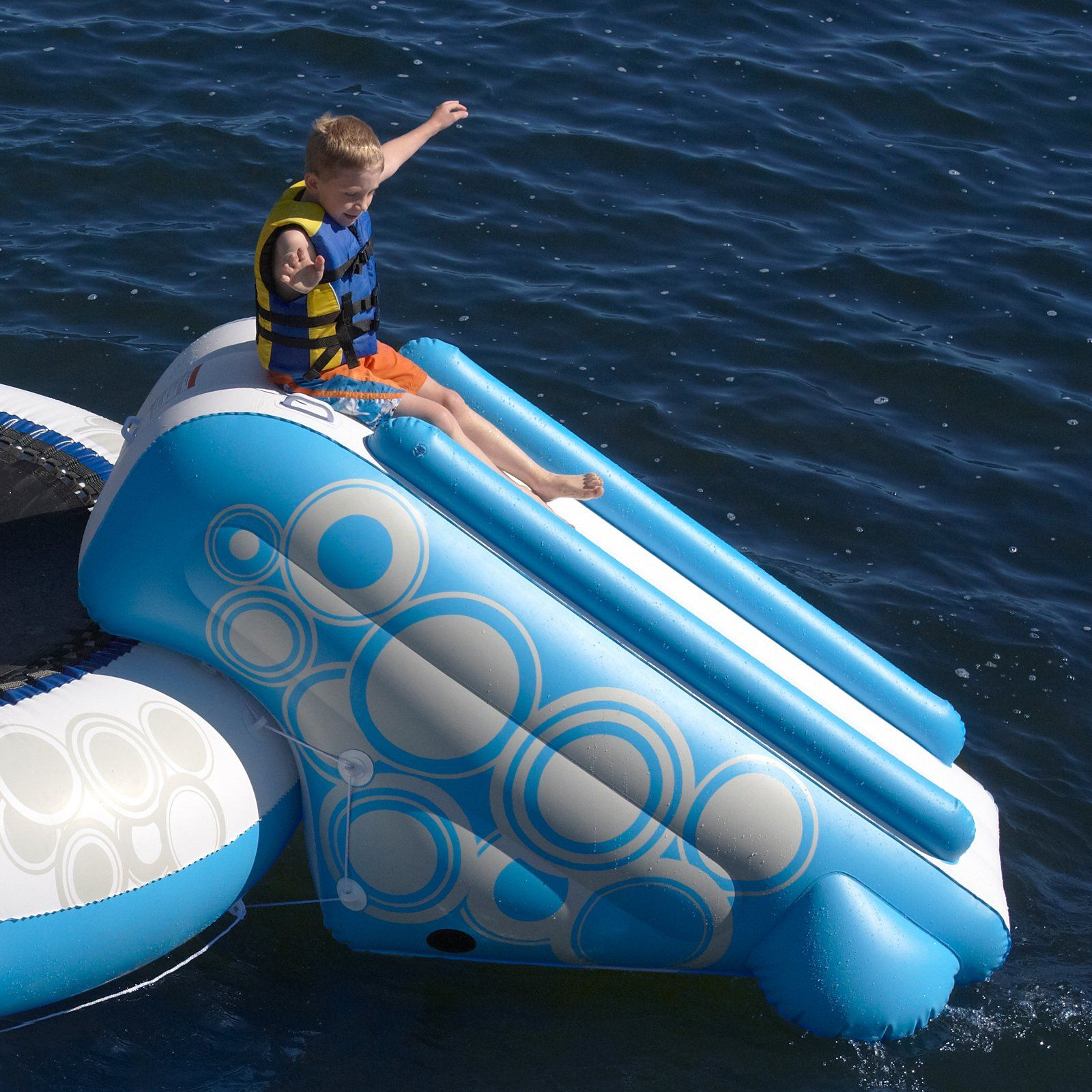 Have to have it RAVE Sports O Zone Slide Water Bouncer Attachment