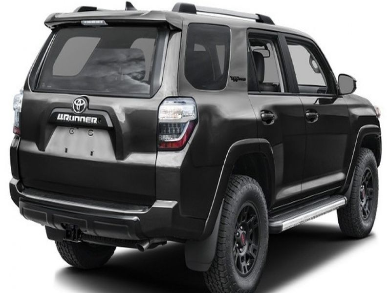 2017 4runner Redesign Toyota Limited And Pro 2016 Best Cars