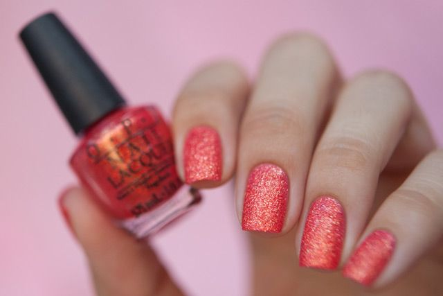 OPI The Bond Girls NLM 54 Jinx