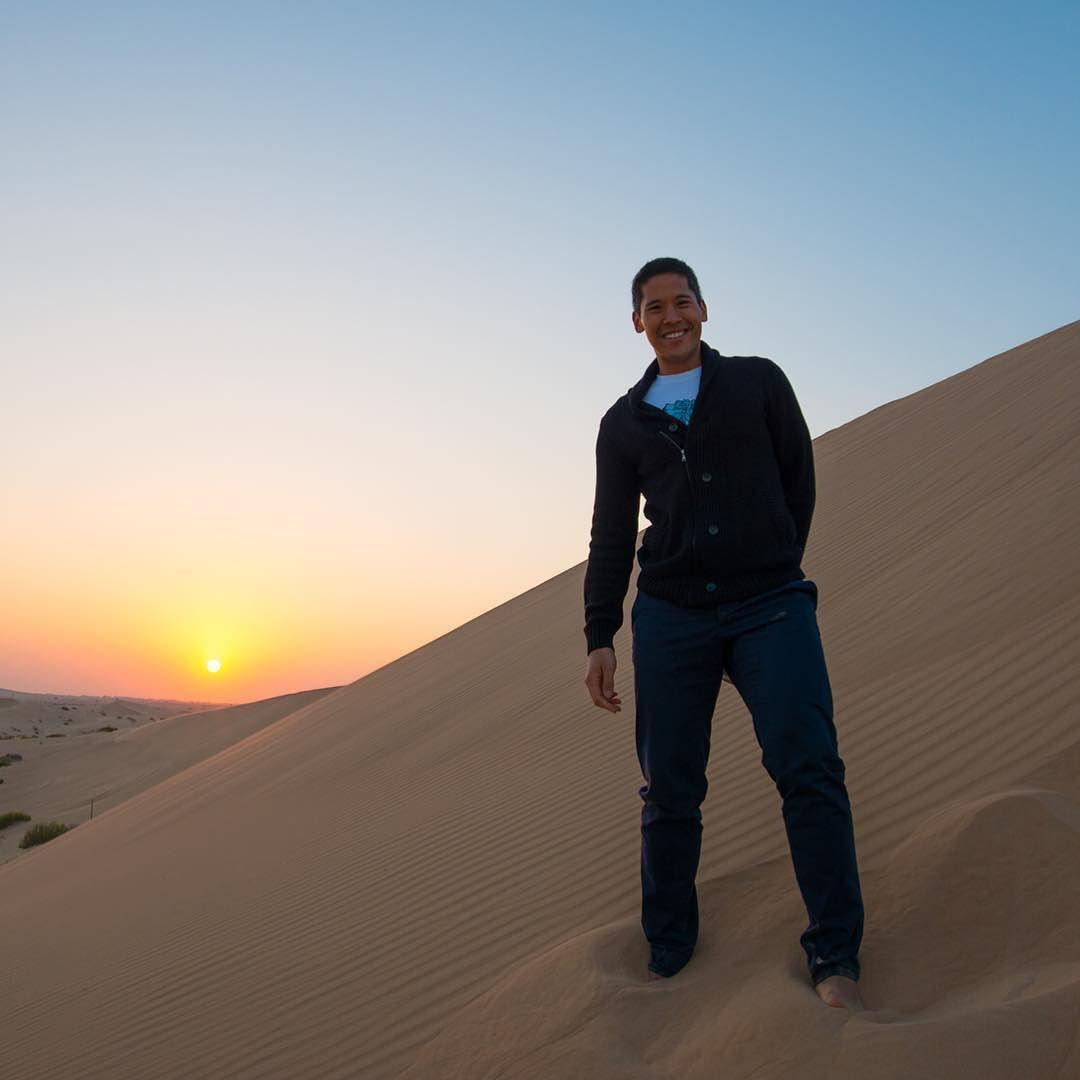 Photo credit to @tcrossau for this amazing shot   from the desert safari over the weekend! #realcamera #nofilter #sunset #emiratestours #arabianadventure #smile #instagay #desert #myabudhabi #inabudhabi #weekends #daysoff #fun #wanderlust by jxobie