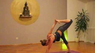 Vinyasa Flow Yoga Heart Opening Flow Via Youtube Vinyasa Flow Yoga Vinyasa Flow Vinyasa