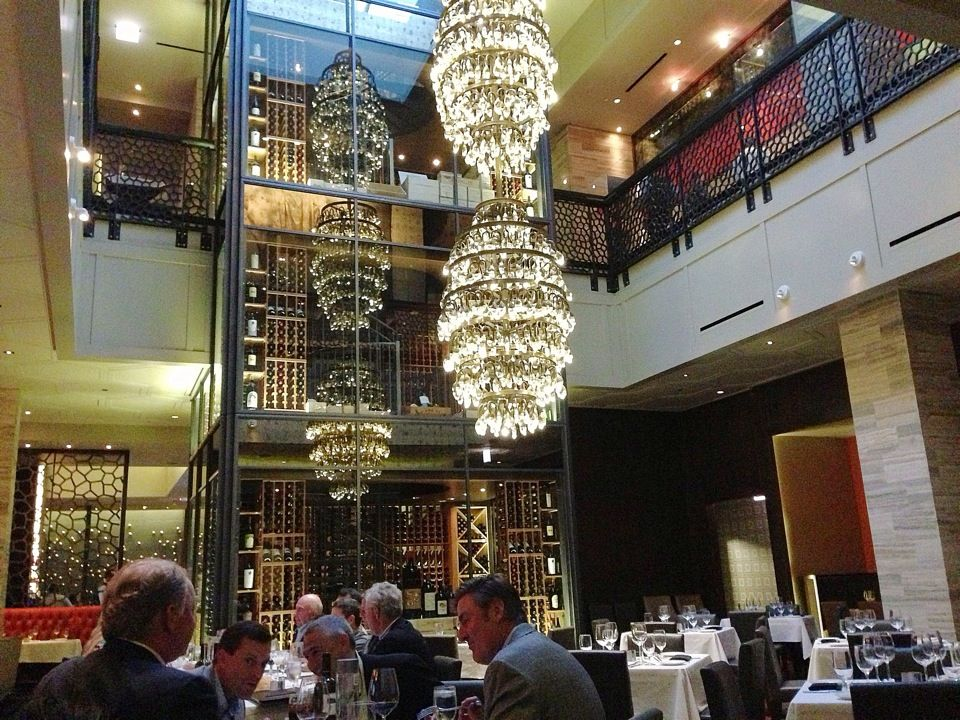 Del Frisco S Double Eagle Steakhouse One Of The Best Chicago Style Steakhouses In Right Now It Delivers For