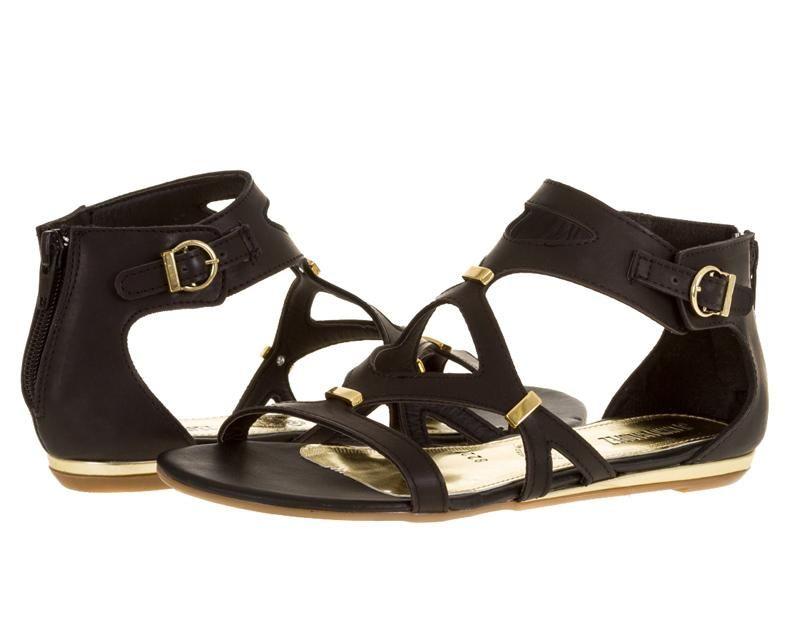 Sandalias Jennifer Lopez Negras Coppel Zapatos
