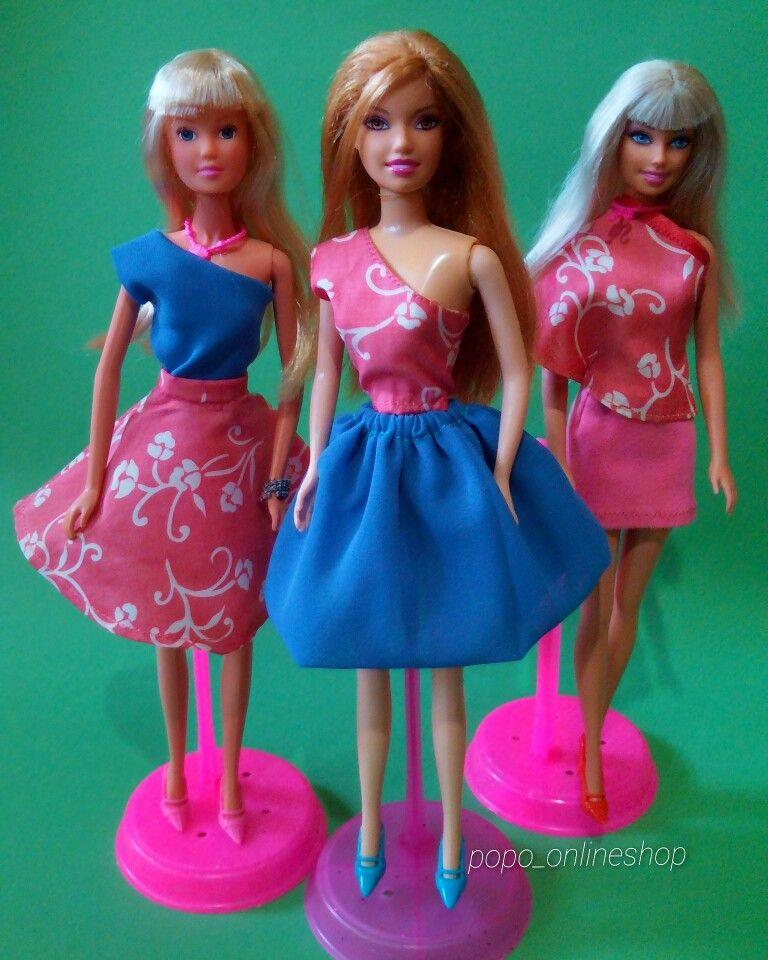 Baju Baju Barbie