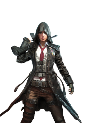 Playerunknown S Battlegrounds Female Sniper Pubg Png Images Women Png