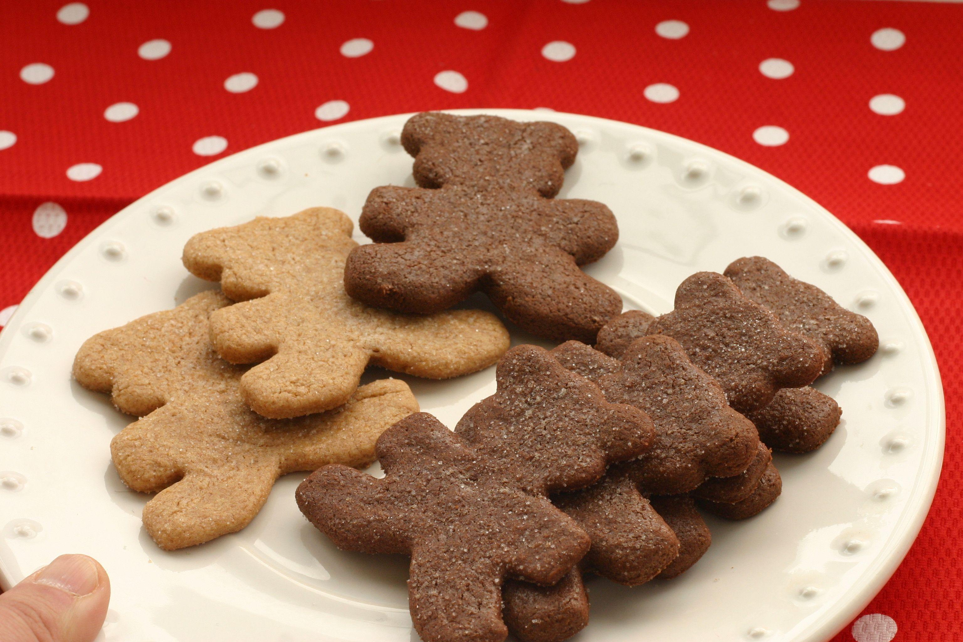 Diy Chocolate Teddy Grahams Gluten Free