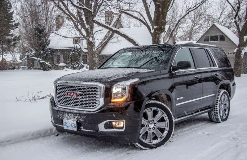 Suv Review 2015 Gmc Yukon Denali Gmc Yukon Denali Suv Cars Suv Reviews