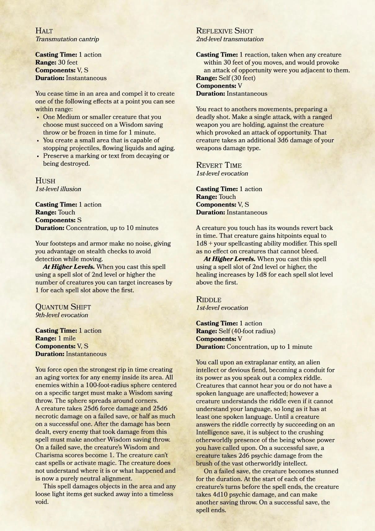 Pin by Laura Guebert on Dungeons Full of Dragons | Dnd 5e homebrew