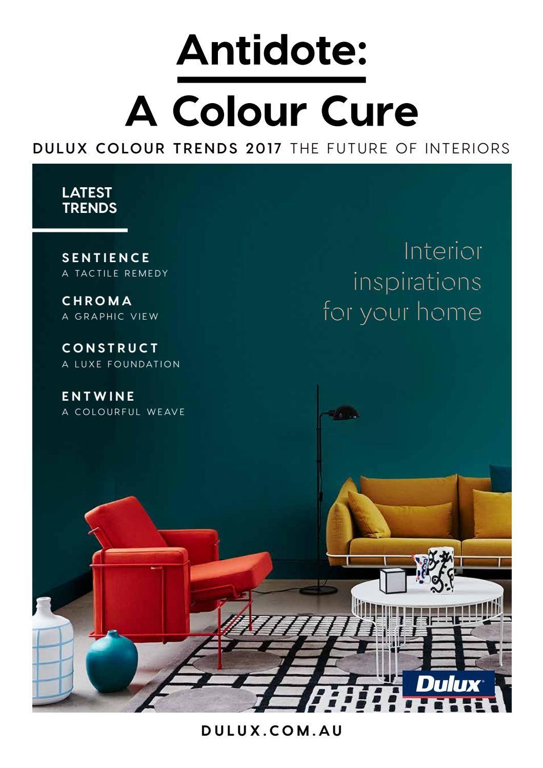 Dulux colour 2017 dulux colour trend dulux colour