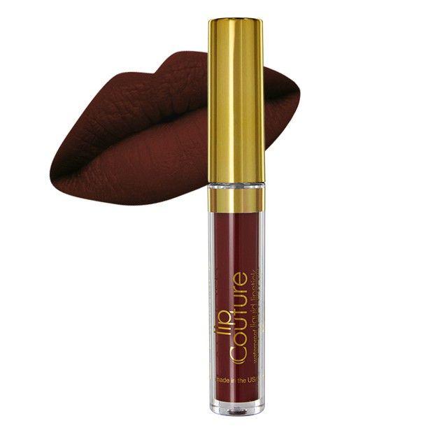 LASplash Lip Couture Matte Liquid Lipstick - Untamed
